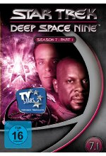 Star Trek - Deep Space Nine/Season 7.1  [3 DVDs] DVD-Cover