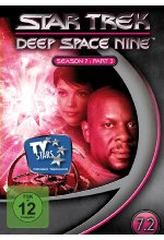 Star Trek - Deep Space Nine/Season 7.2  [4 DVDs]<br> DVD-Cover