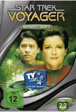 Star Trek - Voyager/Season 2.2  [4 DVDs]<br> DVD-Cover