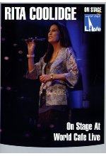 Rita Coolidge - On Stage At World Cafe/Live DVD-Cover