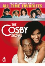 The Bill Cosby Show - Staffel 1  [4 DVDs] DVD-Cover