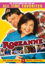 Roseanne - Staffel 1  [4 DVDs] DVD-Cover