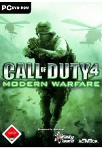 Call of Duty 4 - Modern Warfare Cover