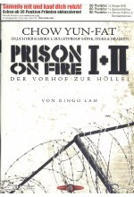 Prison on Fire 1+2  [2 DVDs] DVD-Cover