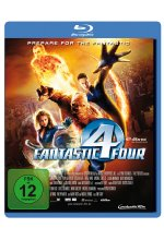 Fantastic Four Blu-ray-Cover