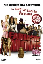 Fantastic Movie - Extended Version DVD-Cover