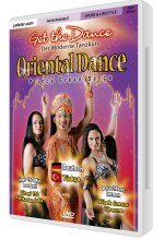 Get the Dance - Oriental Dance DVD-Cover