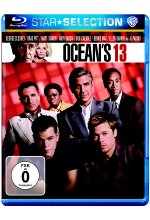 Ocean's 13 Blu-ray-Cover