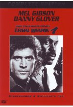 Lethal Weapon 1  (Kinofassung + Director's Cut)  [2 DVDs] DVD-Cover