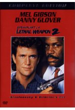 Lethal Weapon 2  (Kinoversion + Director's Cut)  [2 DVDs] DVD-Cover