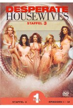 Desperate Housewives - Staffel 3.1  [3 DVDs] DVD-Cover