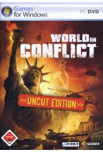 World in Conflict (uncut) (DVD-ROM) Cover