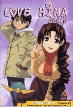 Love Hina Box-Set 3 - Vol. 7-9  [3 DVDs] DVD-Cover