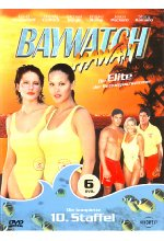 Baywatch - 10. Staffel  [6 DVDs] DVD-Cover