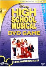 High School Musical - DVD Game DVD-Cover