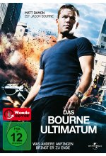 Das Bourne Ultimatum DVD-Cover