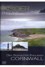 Insider - England: Cornwall DVD-Cover