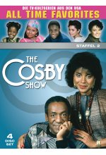 The Bill Cosby Show - Staffel 2  [4 DVDs] DVD-Cover