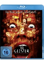 13 Geister Blu-ray-Cover