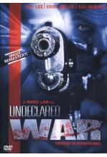 Undeclared War - Uncut DVD-Cover