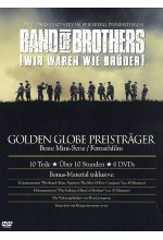 Band of Brothers - Box Set  [6 DVDs] DVD-Cover