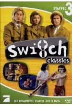 Switch Classics - Staffel 3  [3 DVDs] DVD-Cover
