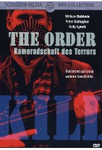 The Order - Kamaradschaft des Terrors DVD-Cover