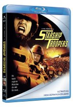 Starship Troopers 1 Blu-ray-Cover