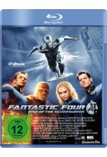 Fantastic Four 2 - Rise of the Silver Surfer Blu-ray-Cover