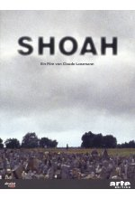 Shoah  [4 DVDs] DVD-Cover