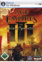 Age of Empires 3 - The Asian Dynasties (Add-On) Cover
