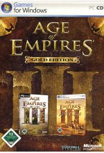 Age of Empires 3 - Gold Edition Cover