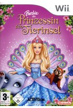 Barbie als Prinzessin der Tierinsel Cover