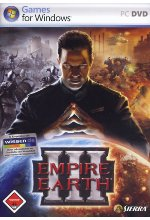Empire Earth 3 (DVD-ROM) Cover