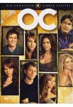 O.C. California - Staffel 4  [5 DVDs] DVD-Cover