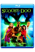 Scooby-Doo - Der Kinofilm Blu-ray-Cover