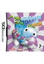 Boulder Dash Rocks Cover