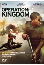 Operation: Kingdom DVD-Cover