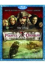 Pirates of the Caribbean 3 - Am Ende der Welt  [2 BRs] - Fluch der Karibik 3 Blu-ray-Cover