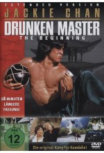 Jackie Chan - Drunken Master/The Beginning - Extended Version DVD-Cover