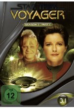 Star Trek - Voyager/Season 3.1  [3 DVDs]        <br> DVD-Cover