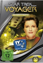 Star Trek - Voyager/Season 3.2  [4 DVDs]    <br> DVD-Cover