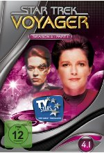 Star Trek - Voyager/Season 4.1  [3 DVDs]      <br> DVD-Cover