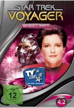 Star Trek - Voyager/Season 4.2  [4 DVDs]       <br> DVD-Cover