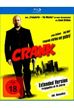 Crank - Extended Cut (+ DVD) Blu-ray-Cover