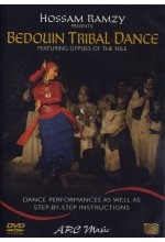 Bedouin Tribal Dance DVD-Cover
