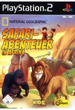 Safari-Abenteuer in Africa - National Geographic Cover