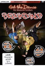Get the Dance - Breakdance DVD-Cover