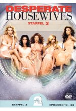 Desperate Housewives - Staffel 3.2  [3 DVDs] DVD-Cover