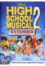 High School Musical 1+2  [2 DVDs] DVD-Cover